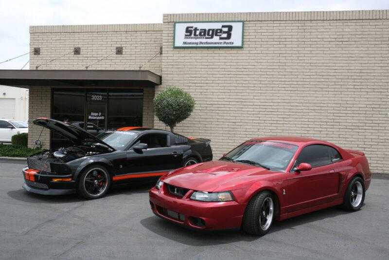 2003-2004 Mustang Cobra 4.6L Eibach Pro-Kit Lowering Springs 3594140