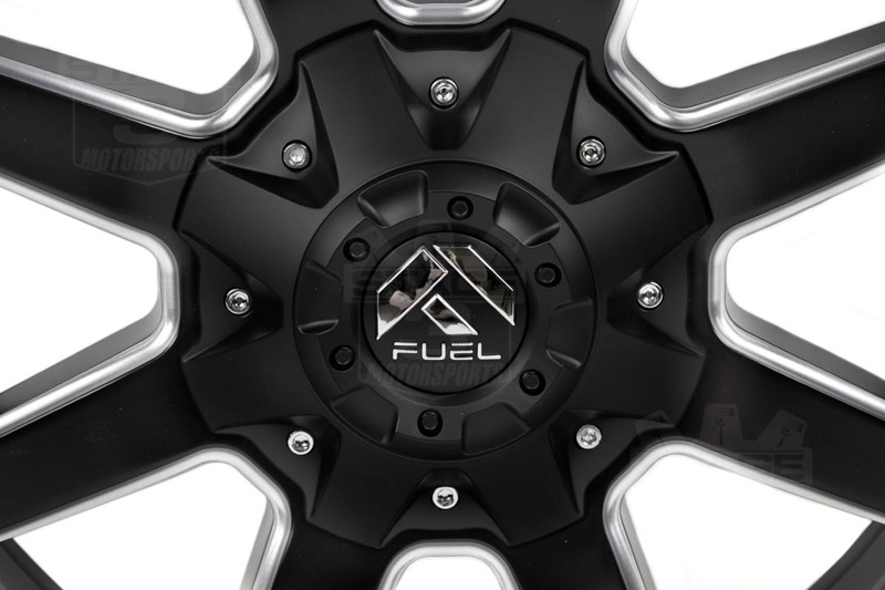 2004 2019 F150 Fuel Maverick 18x9 Quot D538 Wheel 6x135mm
