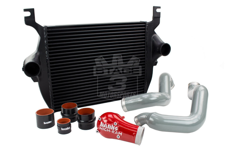 05-07 F250 & F350 6.0L Banks Techni-Cooler Intercooler