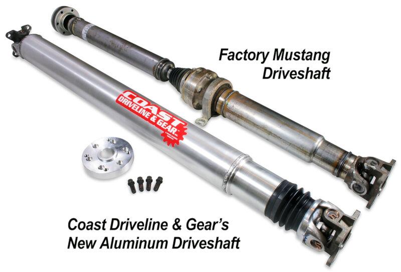 2007-2012 GT500 Coast Performance 1-Piece Aluminum ...