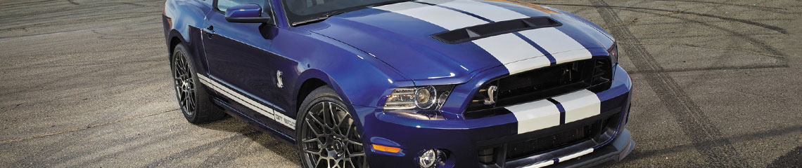 Shelby GT500 Exterior Upgrades