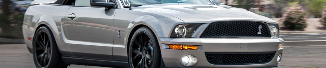 Shelby GT500 Suspension Upgrades