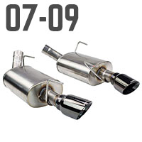 07-09 Exhaust Kits