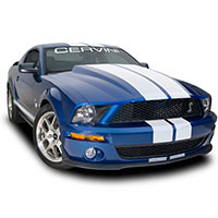 2007-2014 Shelby GT500 Performance Parts