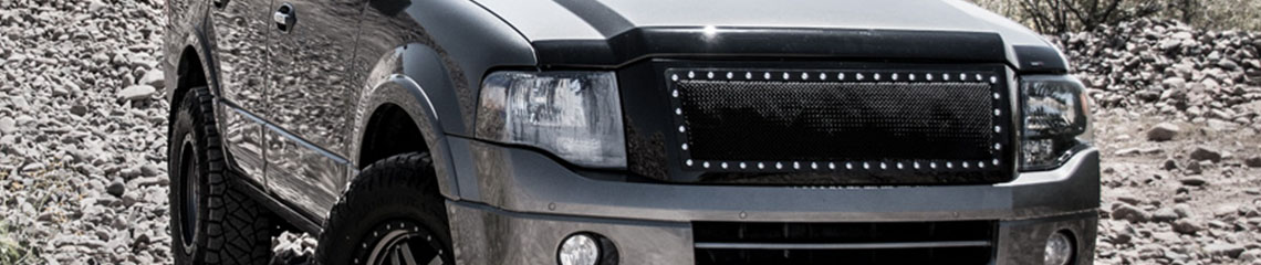 2007-2014 Ford Expedition Grilles