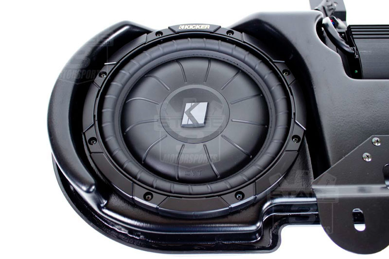 2009 2014 F150 Kicker Vss Substage Powered Subwoofer Kit Super Crew Sony Wiring Diagram Raptor