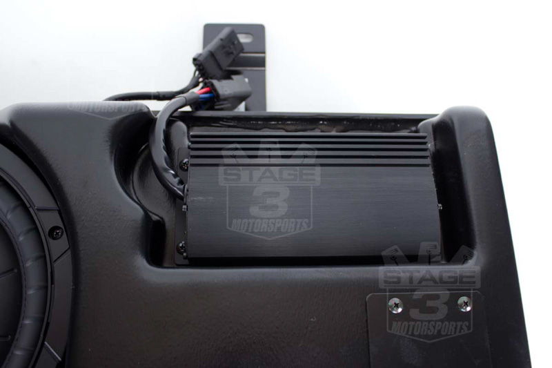 2009-2014 F150 & Raptor Kicker VSS SubStage Powered Subwoofer Kit (Super on