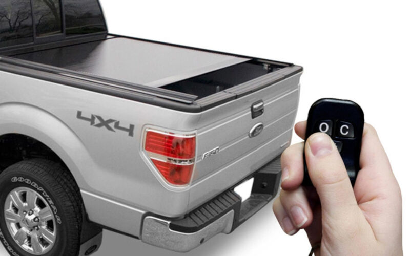 Raptor Truck Bed Cover