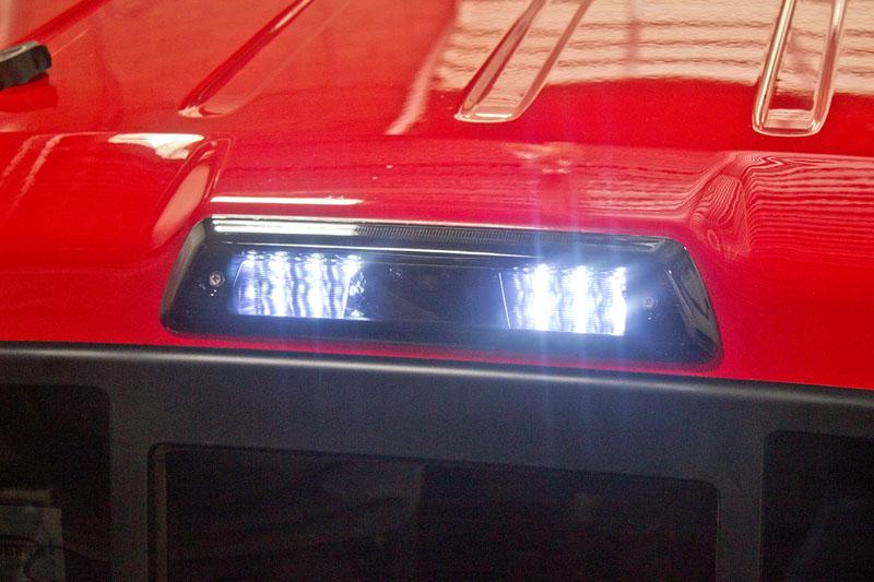2009-2014 F150 & Raptor Recon LED 3rd Brake Light (Smoked)