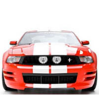 2010 Mustang Front Fascias & Bumpers