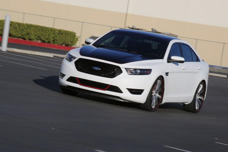 2010 2017 Taurus Sho Ecoboost H R Sport Springs Touch To Zoom