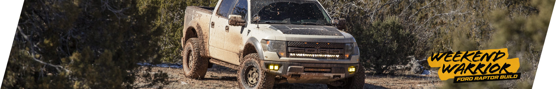2010-2014 SVT Raptor Exterior Upgrades