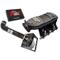 2011-2014 F150 5.0L 5-Star Boss 302R Intake Manifold Package with SCT Livewire Tuner