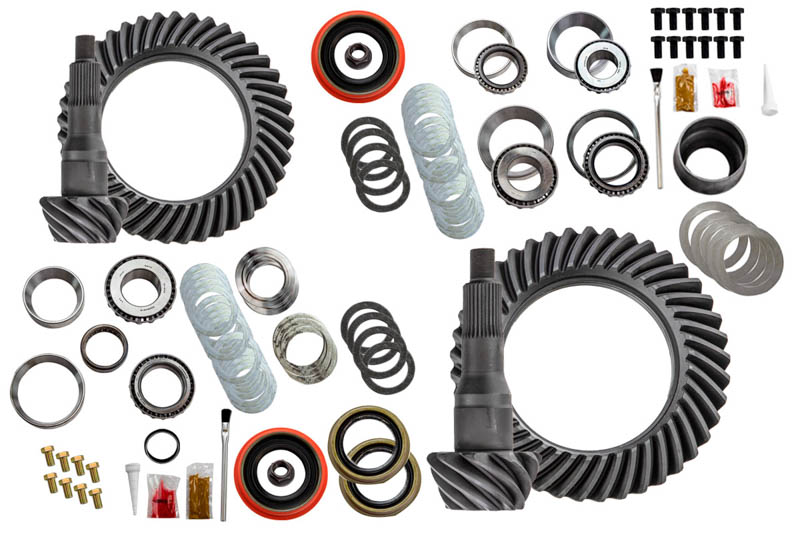 Nitro Ring & Pinion Gear Package Break-In