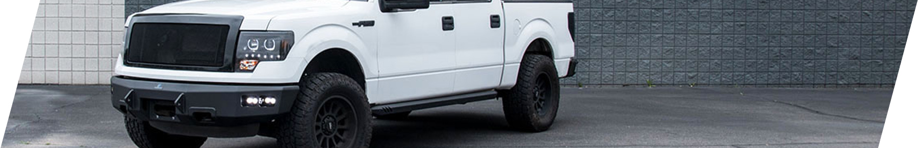 2009-2014 F150 Coilover Leveling