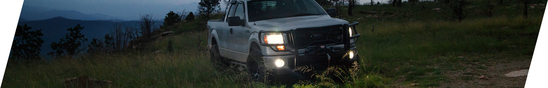 2009-2014 F150 Lighting Upgrades