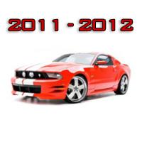 2011 2014 Mustang Exterior Body Kits