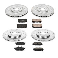 Power Stop Brakes Kits for F150s, Mustangs, F250s & Tacomas