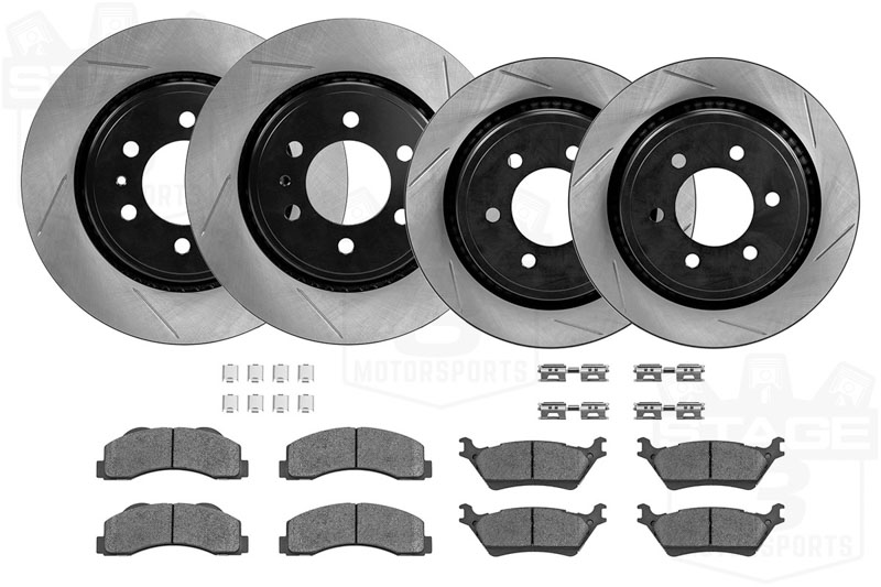 StopTech 934.51001 Street Axle Pack