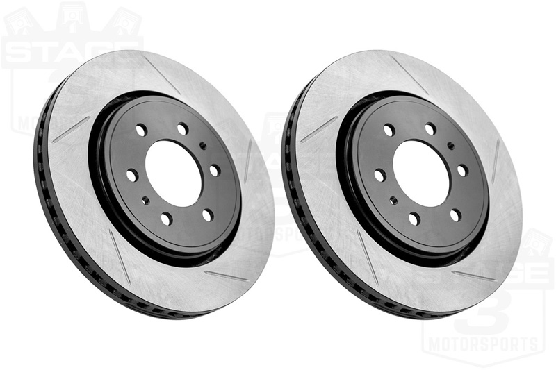 StopTech Slotted Rotors