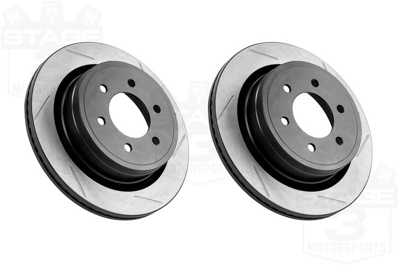 StopTech 936.61006 Street Axle Pack