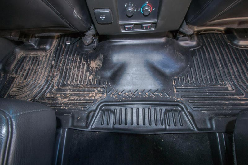 2012-2016 Expedition Husky Liners WeatherBeater Floor Liners