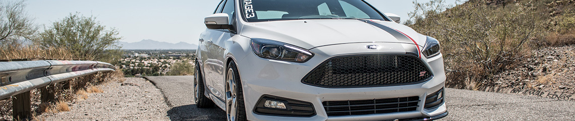 2013-2019 Focus ST Suspension Upgrades