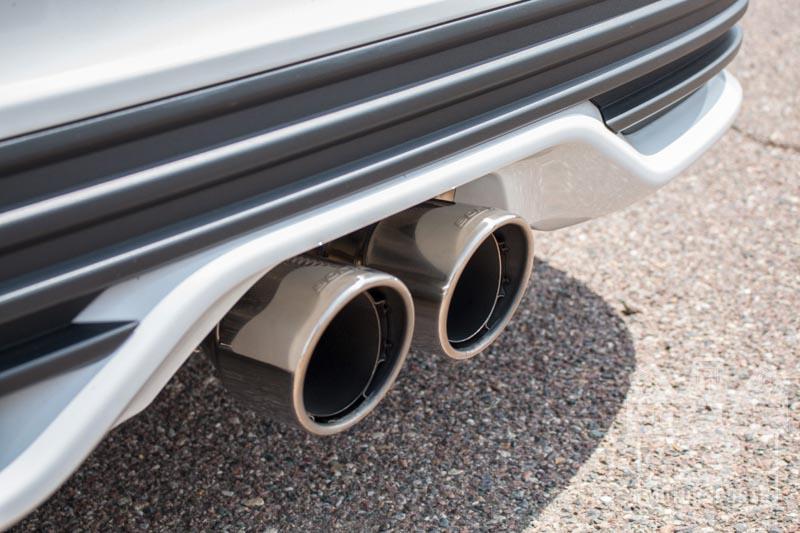 2013-2018 Focus ST Ecoboost Borla S-Type Cat-Back Exhaust System