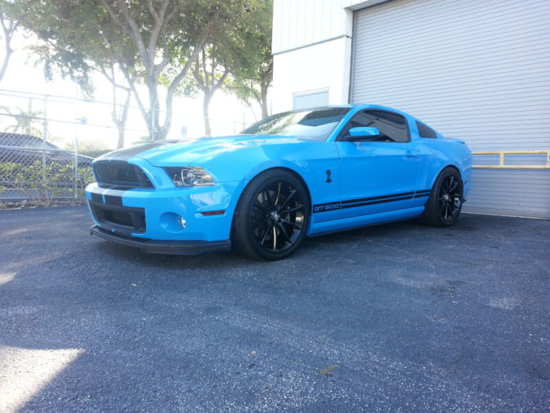2014 Ford Focus Warranty >> 2007-2014 Shelby GT500 Lowering Springs