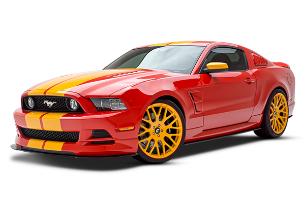 2014 Mustang Information Specifications