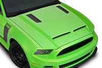 2013-2014 Mustang GT Cervini's Type 4 Ram Air Hood
