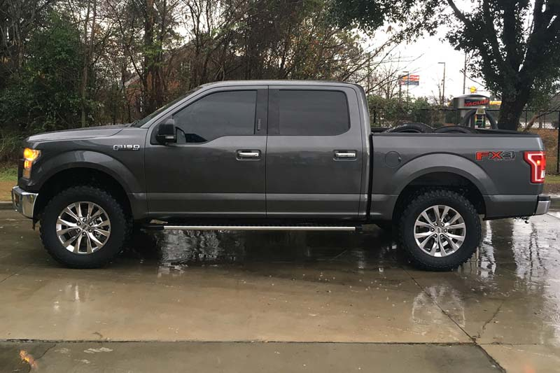 2014 2019 f150 auto spring 2 5 front leveling kit as25014