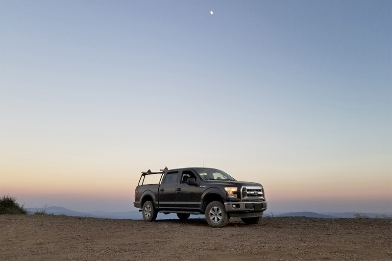 2014-2019 F150 4WD FOX Stage 1 Suspension Package