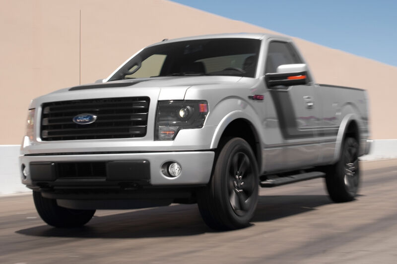 2004-2014 F150 ATD Tremor-Style Appearance Package Stripe ...