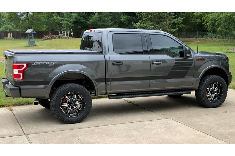 "2014-2019 F150 Halo Lifts BOSS Ultimate 0-3"" Coilover Lift ..."