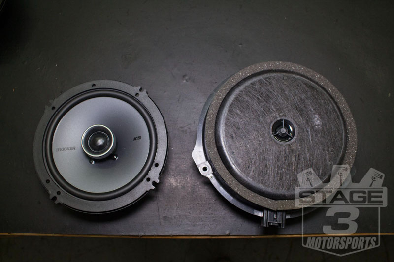 2015 2017 F150 Kicker Ks Series Speaker Upgrade Package 2