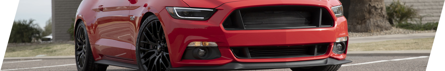 2015-2020 Mustang Exterior Parts Upgrades