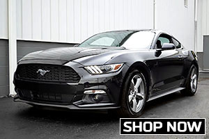 2015-2017 Mustang 3.7L V6 Performance Parts