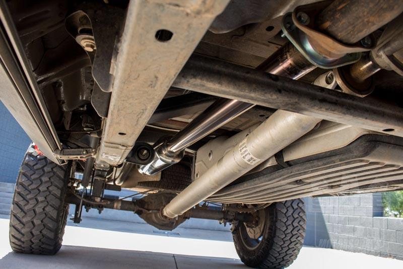 L  L Ecoboost Mbrp  Installer Series Cat Back Exhaust Kit