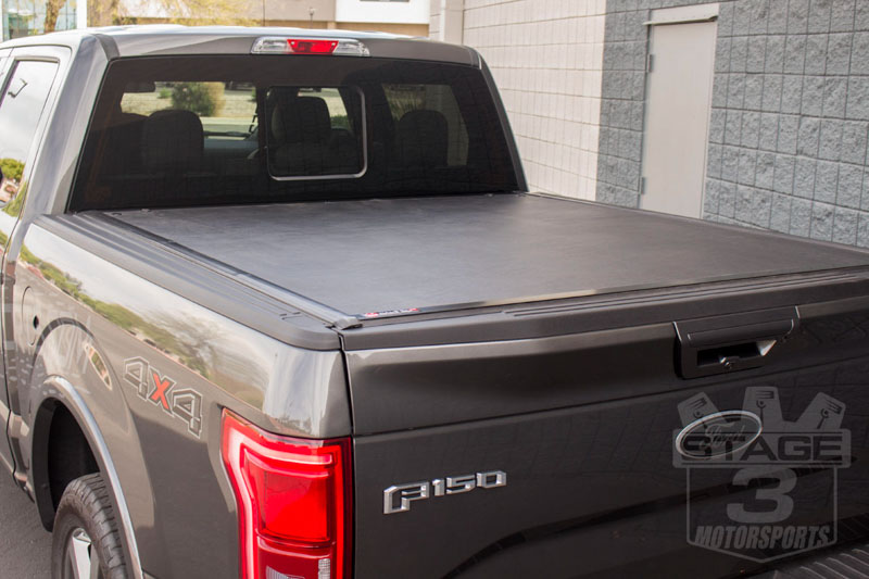 2015-2017 F150 BAKFlip VP Tonneau Cover Installed