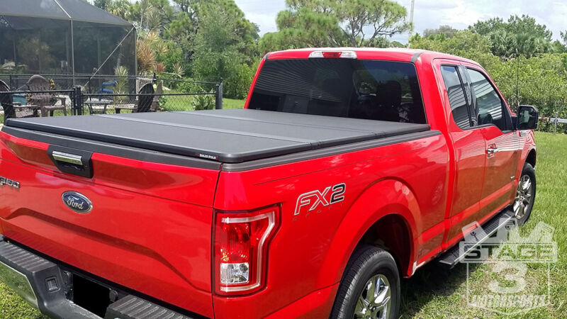 2015-2018 F150 Extang Solid Fold Tonneau Cover 6.5ft Bed ...