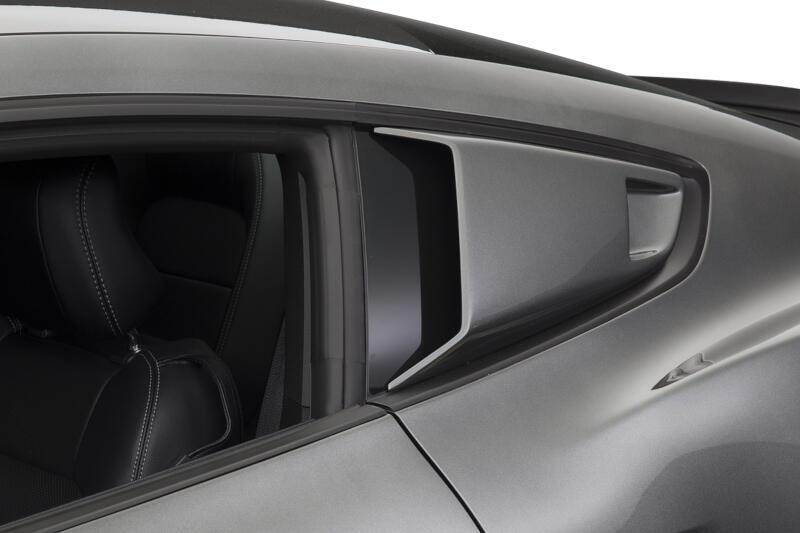 2015 2017 Mustang Cervinis Quot Eleanor Style Quot Quarter Window