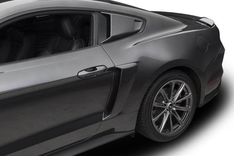 "2015-2017 Mustang Cervinis ""Eleanor-Style"" Quarter Window ..."