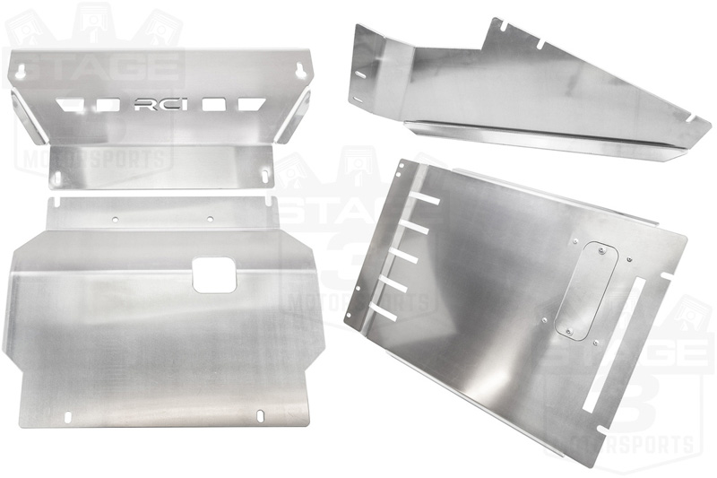 2015-2019 F150 4WD RCI Full Skid Plate Package F150-15-PKG