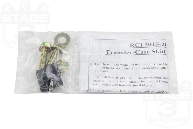 2015 2020 F150 Rci Transfer Case Skid Plate F150 15 04
