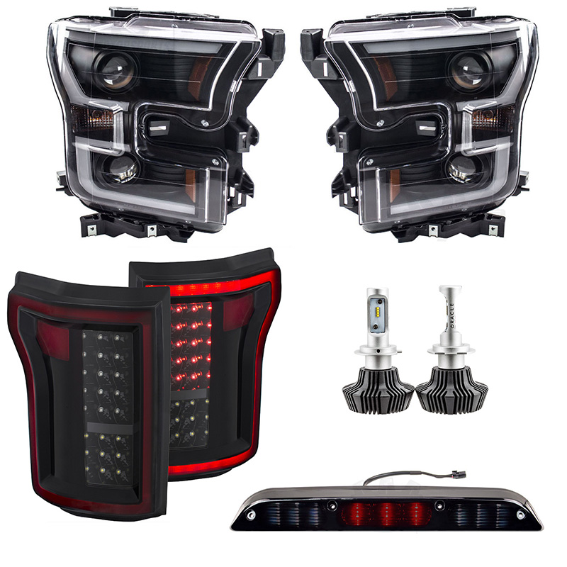 2015-2017 F150 ANZO Complete Lighting Package