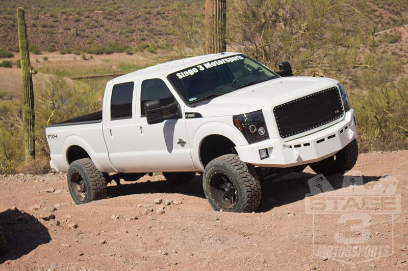 2011 2016 f250 recon illuminated side emblems