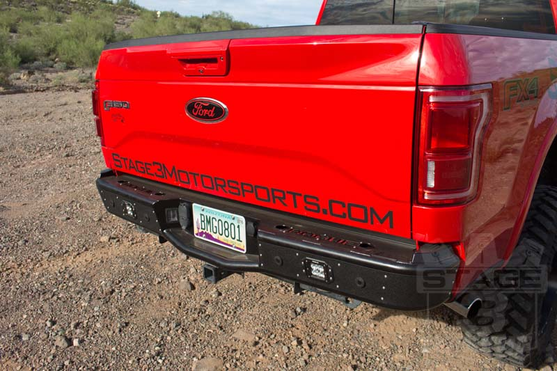 2015 F150 Rogue Racing Rebel Front Off-Road Bumper