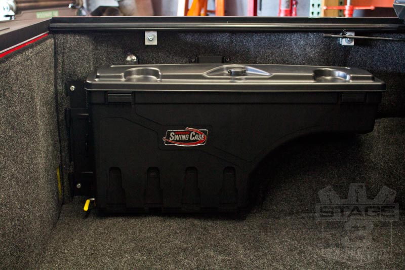 2015 2019 F150 Undercover Swing Case Storage Box Driver S Sc203d