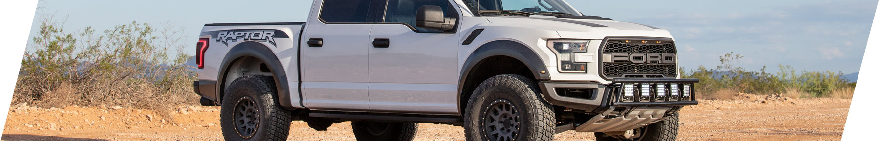 2017-2019 Ford Raptor Exterior Parts & Accessories